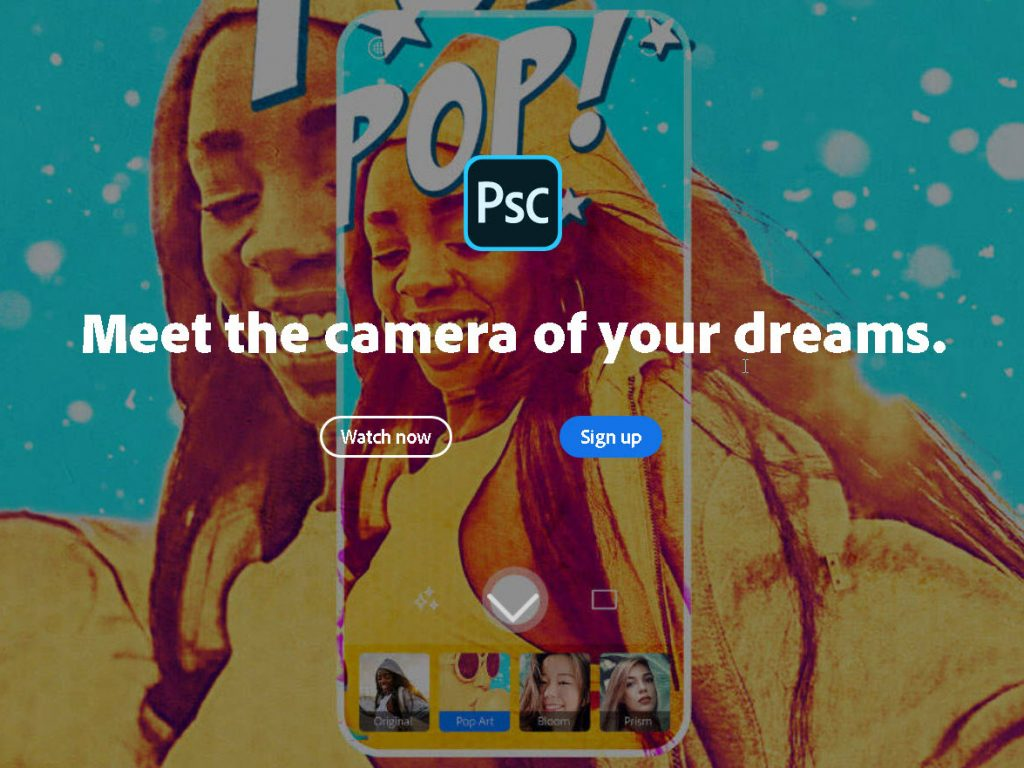Adobe Photoshop Camera: Νέα mobile εφαρμογή με τεχνητή νοημοσύνη για εξωπραγματικές εικόνες!