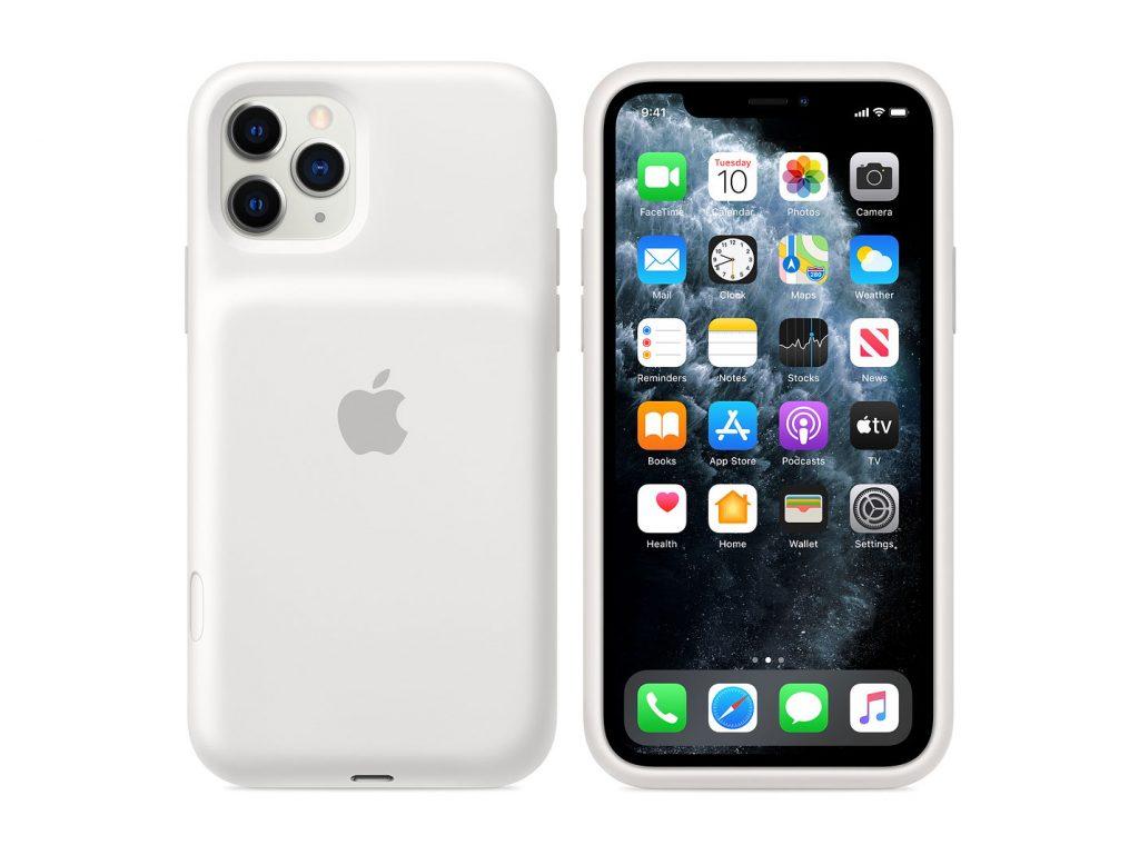 Η Apple παρουσίασε θήκη για το iPhone 11 με μπαταρία και κουμπί λήψης φωτογραφιών