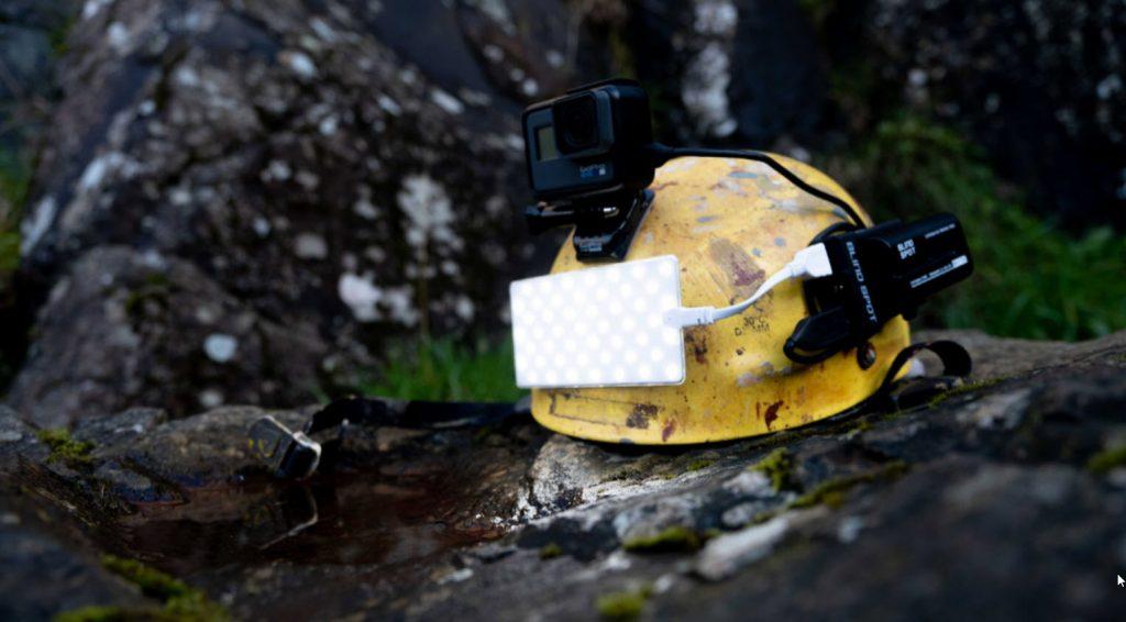 Blind Spot Gear Crack Light: Νέο LED με βάρος 19 γραμμάρια και πάχος όσο μία πιστωτική κάρτα