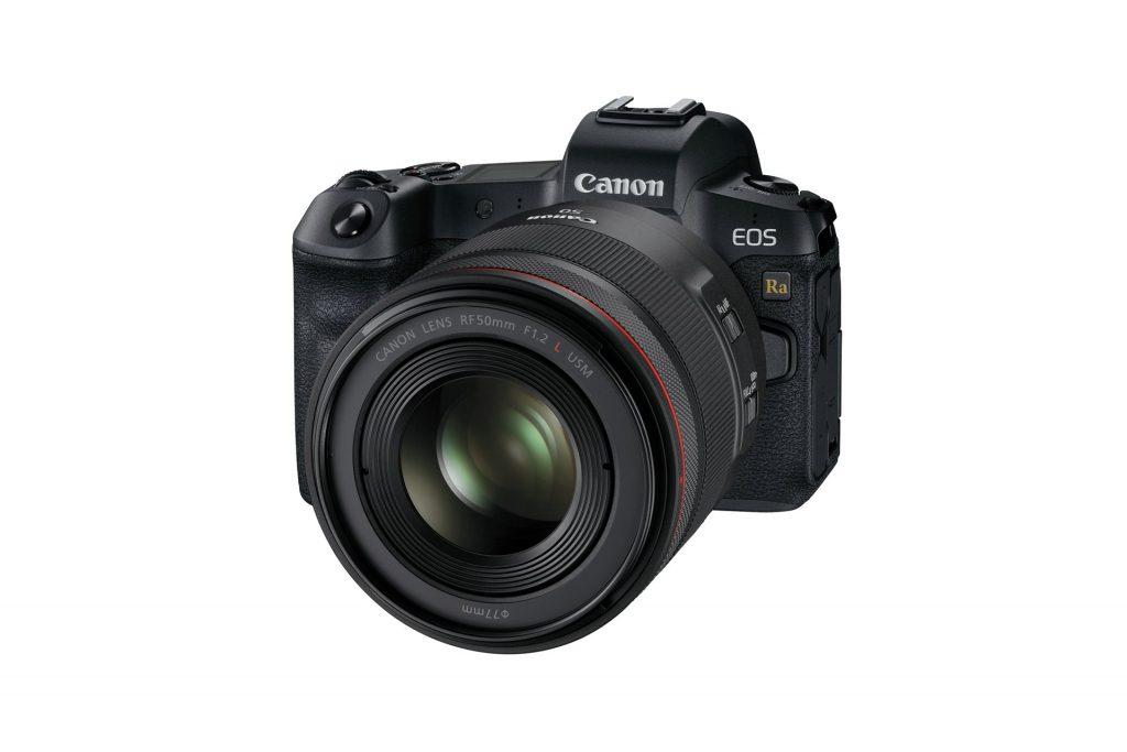 Αναβαθμίστε την Canon EOS Ra με το νέο της Firmware