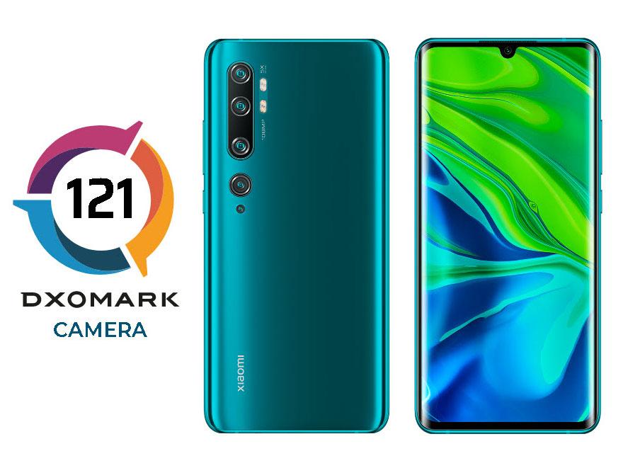 DxOMark: Το Xiaomi Mi Note 10 Premium έπιασε κορυφή, είναι το καλύτερο smartphone σε ζουμ και λήψη βίντεο!