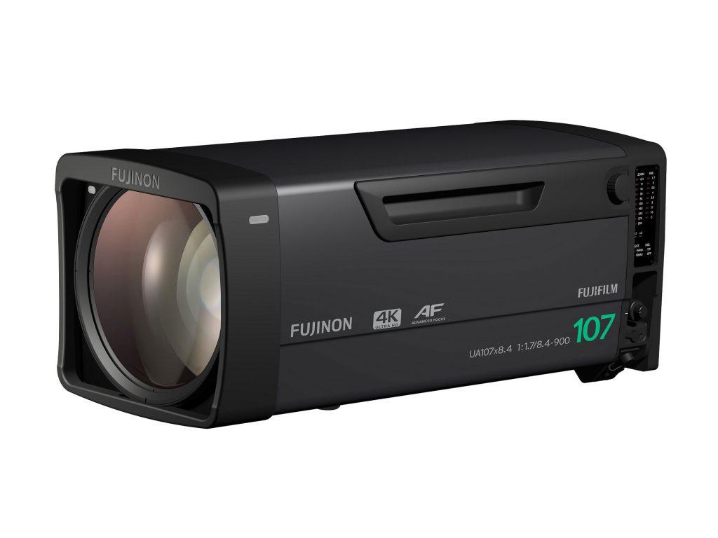 Fujifilm: Παρουσίασε τον πρώτο φακό για μετάδοση 4Κ εικόνας με AF και τον φακό για 4Κ μετάδοση εικόνας με το μεγαλύτερο ζουμ