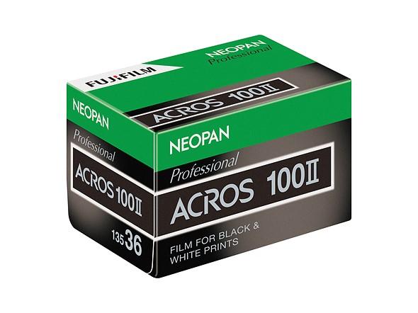 Fujifilm Neopan 100 ACROS II: Διαθέσιμο από τις 22 Νοεμβρίου σε 36mm και 120