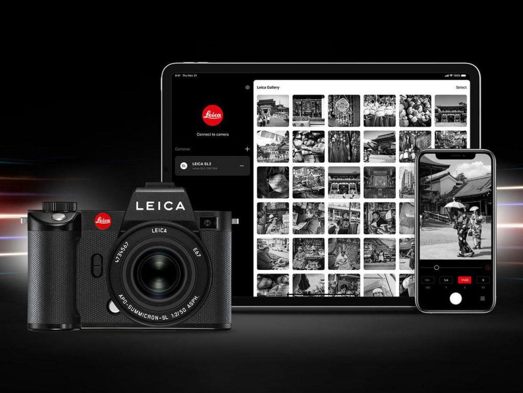 Leica FOTOS: Αναβάθμιση για την mobile εφαρμογή φέρνει δωρεάν χρήση για την έκδοση Pro!
