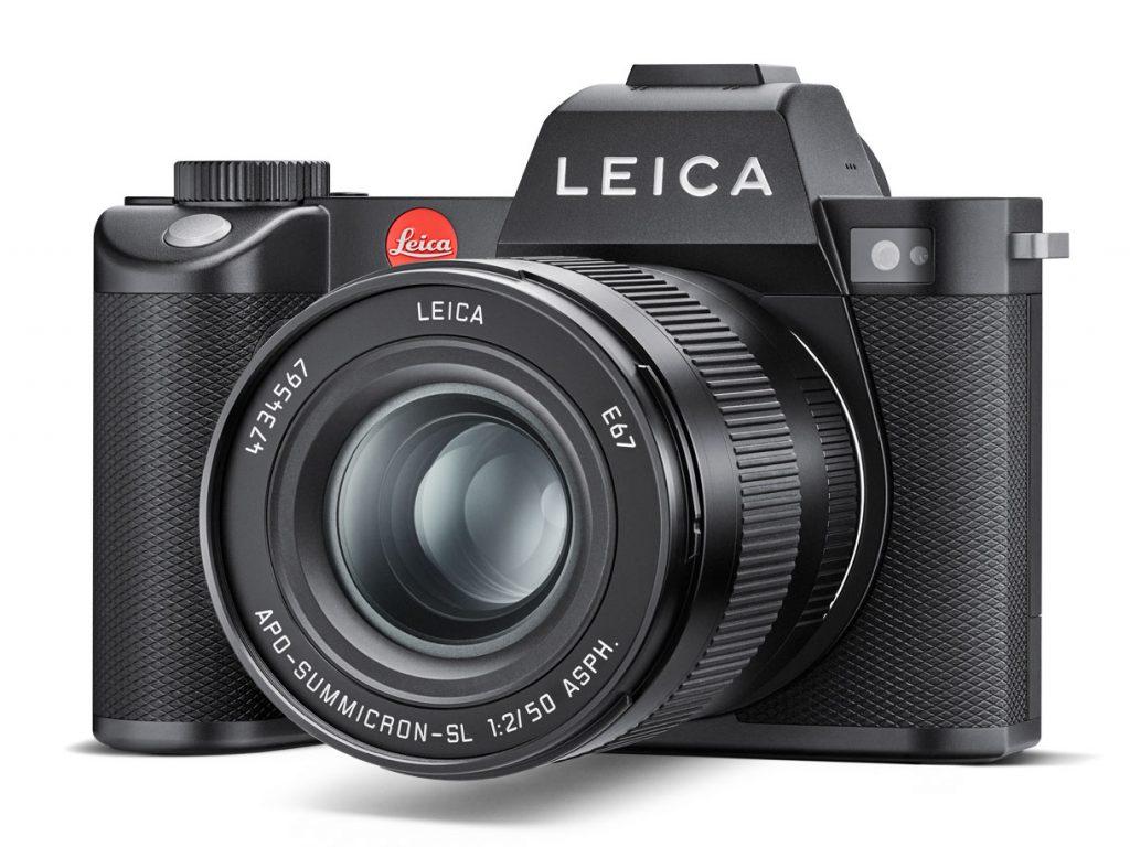 Leica SL2: To Firmware 2.0 φέρνει την δυνατότητα δημιουργίας εικόνων 187 megapixels