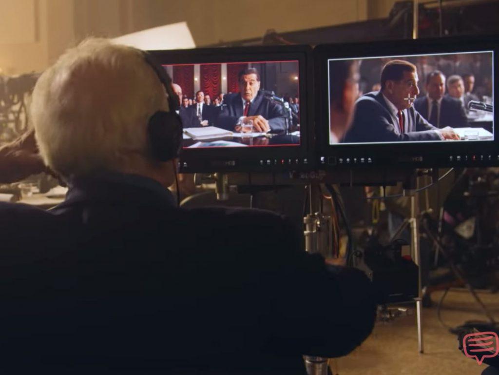 Πως σκηνοθετεί ο Martin Scorsese τις ταινίες του;