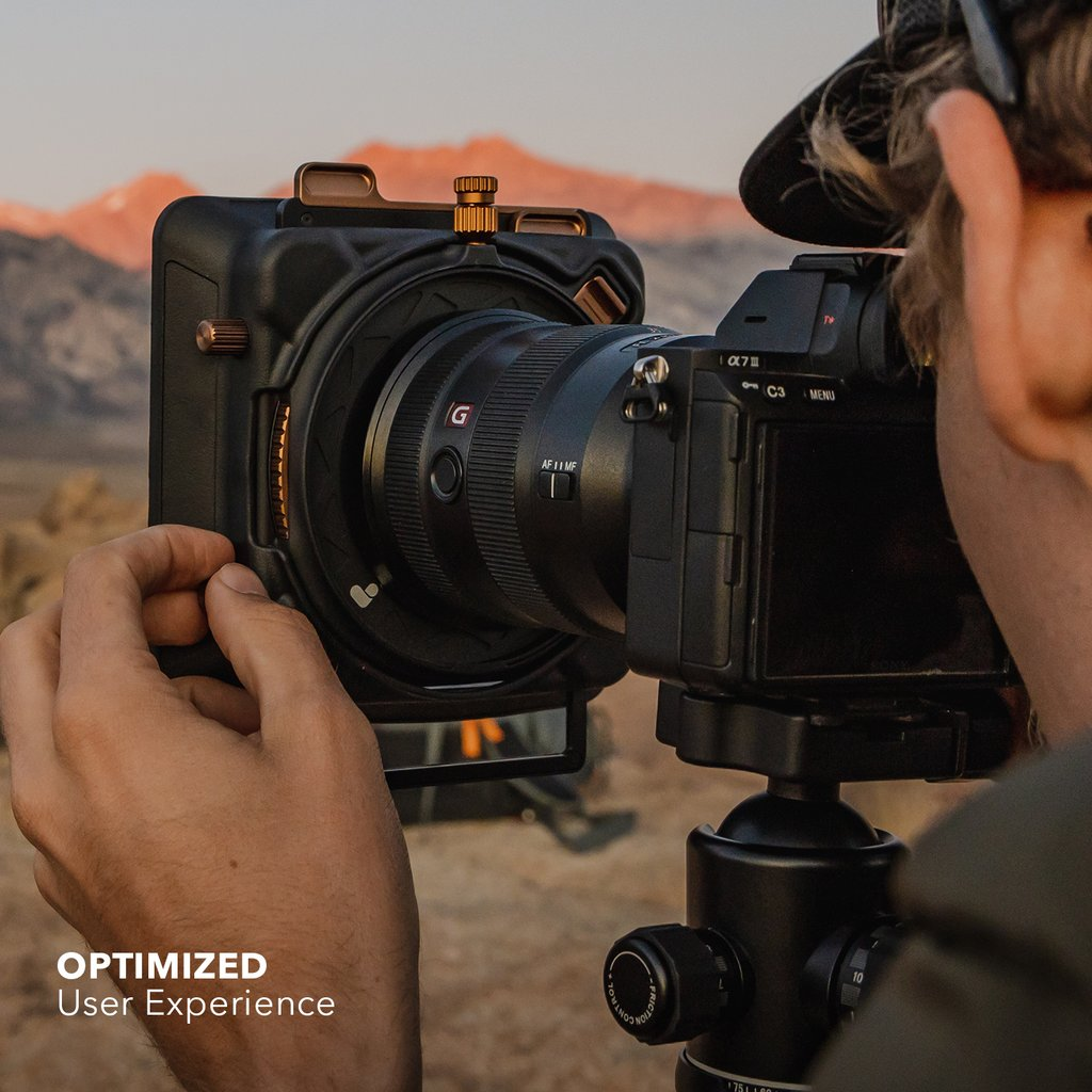 PolarPro: Νέα συστήματα φίλτρων για βιντεογράφους και φωτογράφους