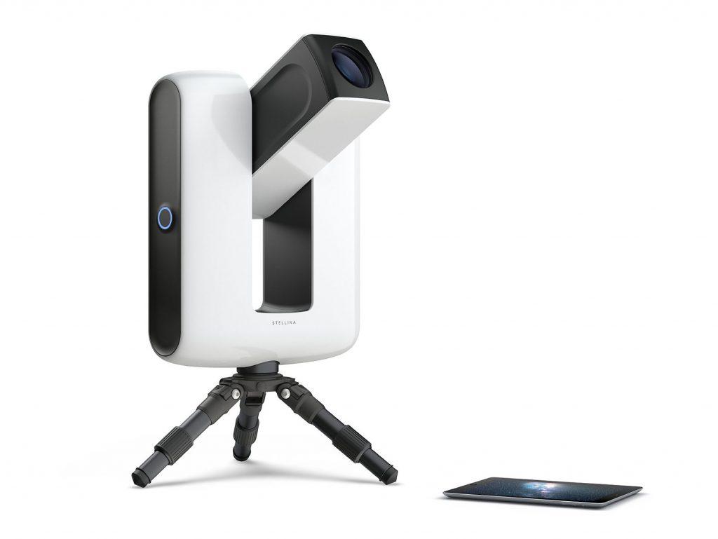 STELLINA: Η Κάμερα – Τηλεσκόπιο που θέλει να φέρει τα άστρα στο λαό!