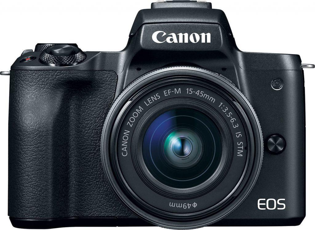 Μέσα στην εβδομάδα ανακοινώνεται η Canon EOS M50 II και μία Powershot κάμερα!