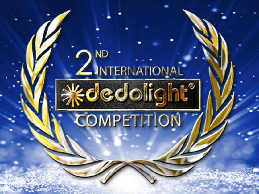 2ος Διεθνής Διαγωνισμός DEDOLIGHT με έπαθλα αξίας 100.000 ευρώ!