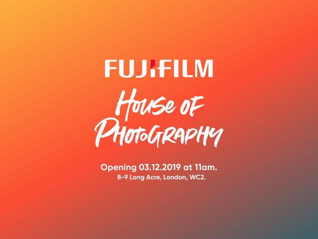 Στις 3 Δεκεμβρίου ανοίγει το Fujifilm House of Photography