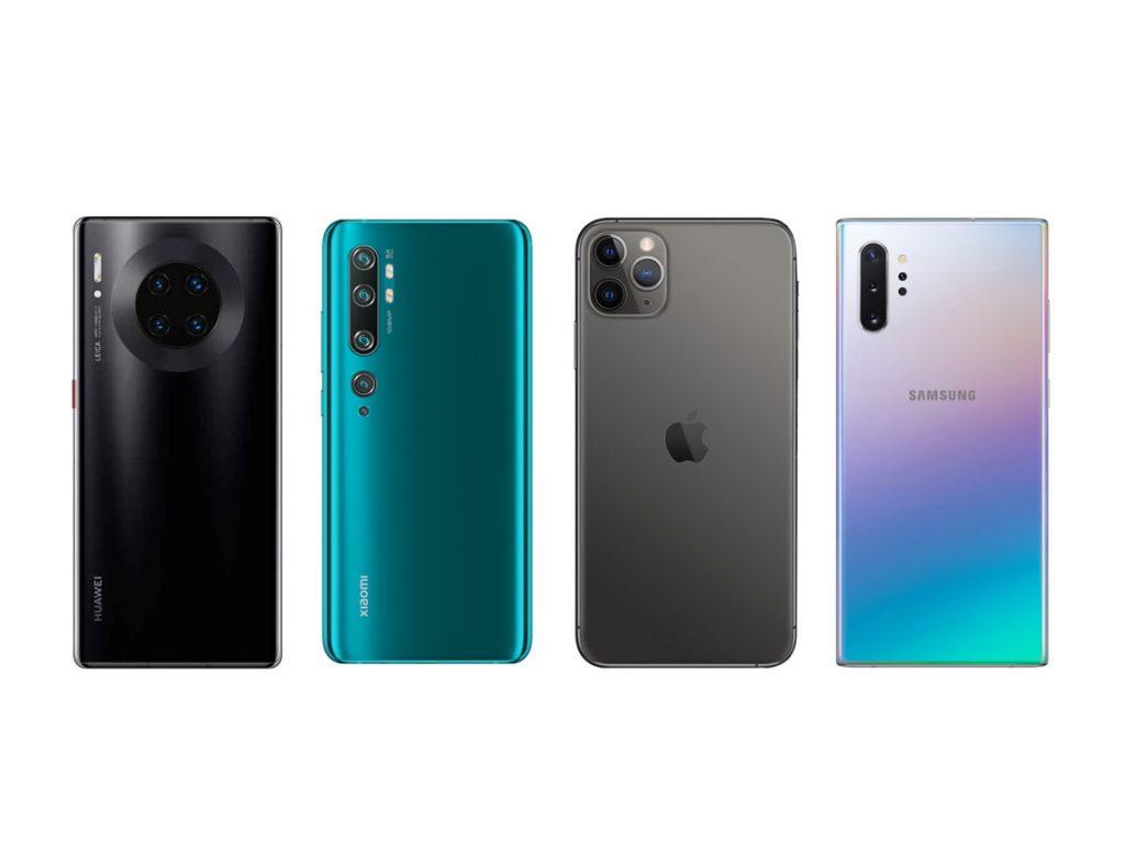 DxOMark: Αυτά είναι τα smartphones με τις καλύτερες κάμερες για το 2019