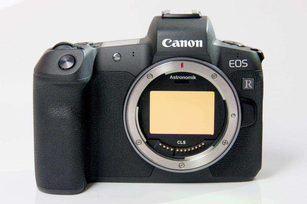 Astronomik: Ειδικά φίλτρα για αστροφωτογραφίες για τις κάμερες Canon EOS R
