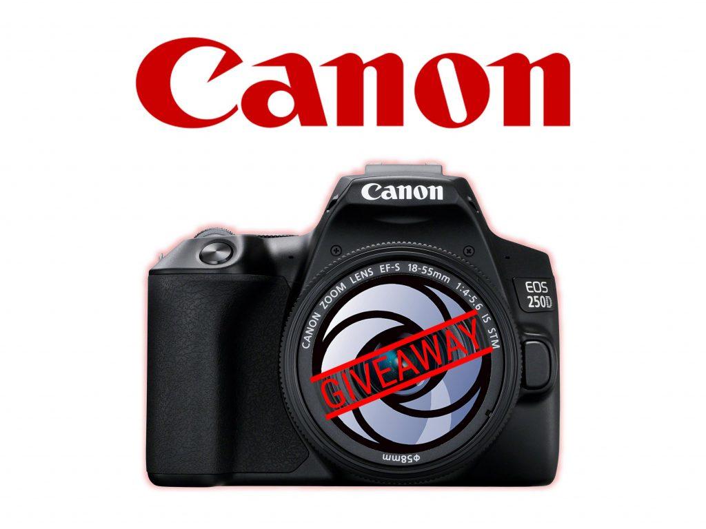 ΜΕΓΑΛΟΣ ΔΙΑΓΩΝΙΣΜΟΣ! Κέρδισε την Canon EOS 250D!