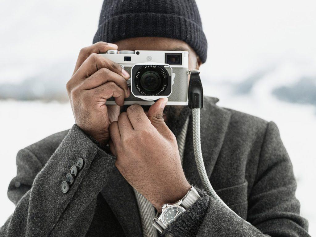 Leica M10-P Ghost: Νέα έκδοση σε συνεργασία με την HODINKEE, στην τιμή των 15.000 δολαρίων