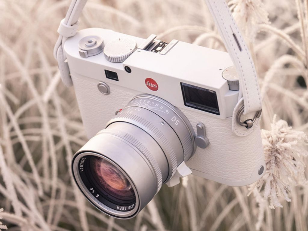 Leica M10-P White: Αυτή είναι η λευκή έκδοση με τιμή στα 15.000 ευρώ