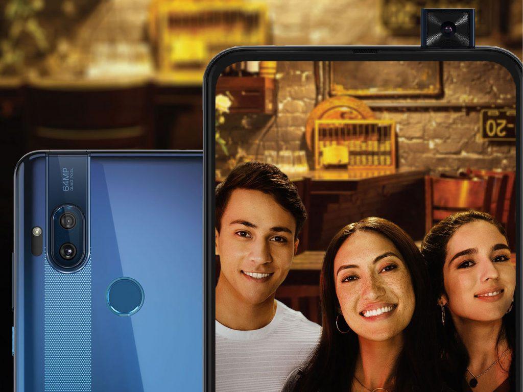 Motorola One Hyper: Με κάμερα 64 mp και selfies στα 32 mp, στα 399 δολάρια