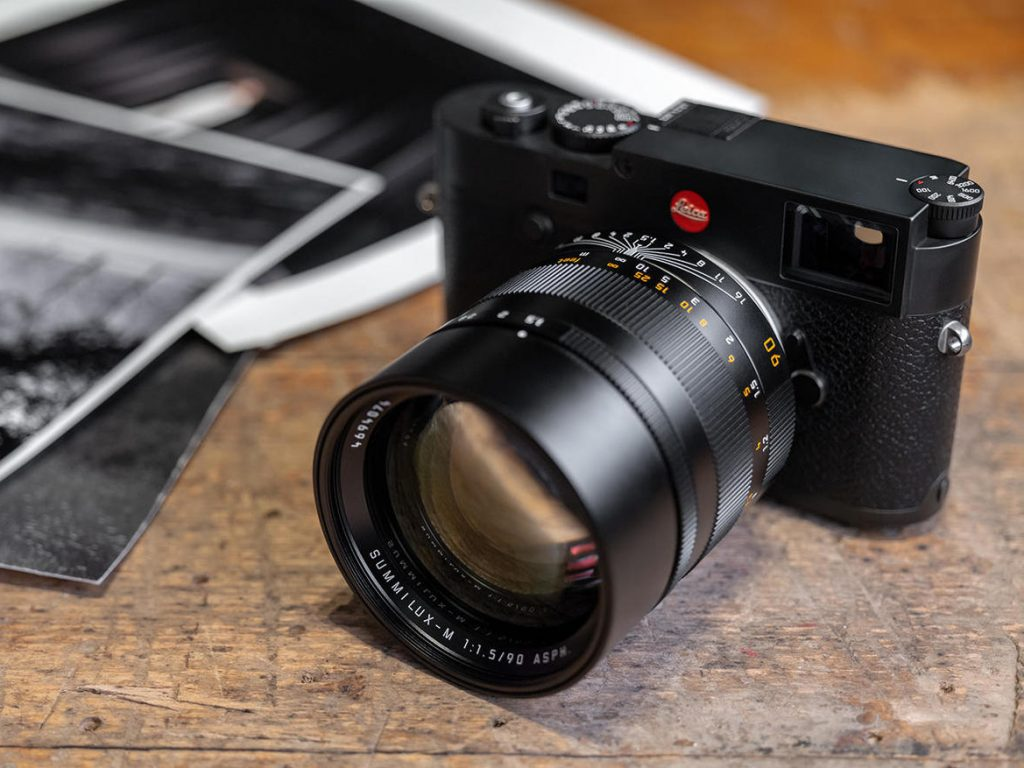 Leica Summilux-M 90mm f/1.5 ASPH: Νέος φακός για πορτραίτα με τιμή στα 13.000 δολάρια