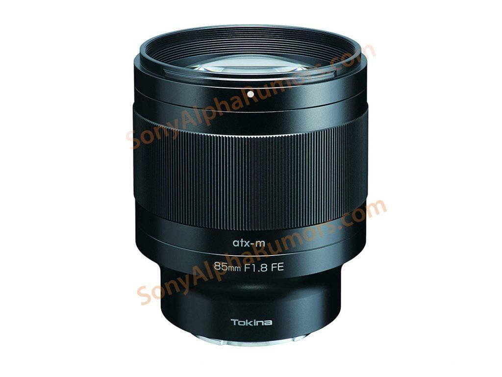 Σύντομα ανακοινώνεται ο Tokina ATX-M 85mm f/1.8 FE! Ποια θα είναι η τιμή του;