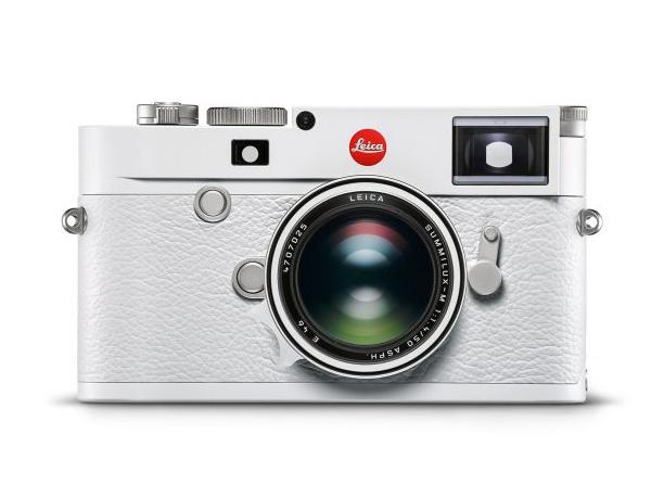 Η Leica θα παρουσιάσει σύντομα την Leica M10 σε λευκό χρώμα και είναι υπέροχη!