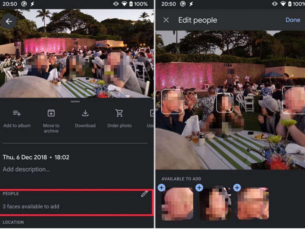 Google Photos: Επιτέλους θα είναι δυνατό να κάνουμε μόνοι μας tag τα άτομα στις φωτογραφίες