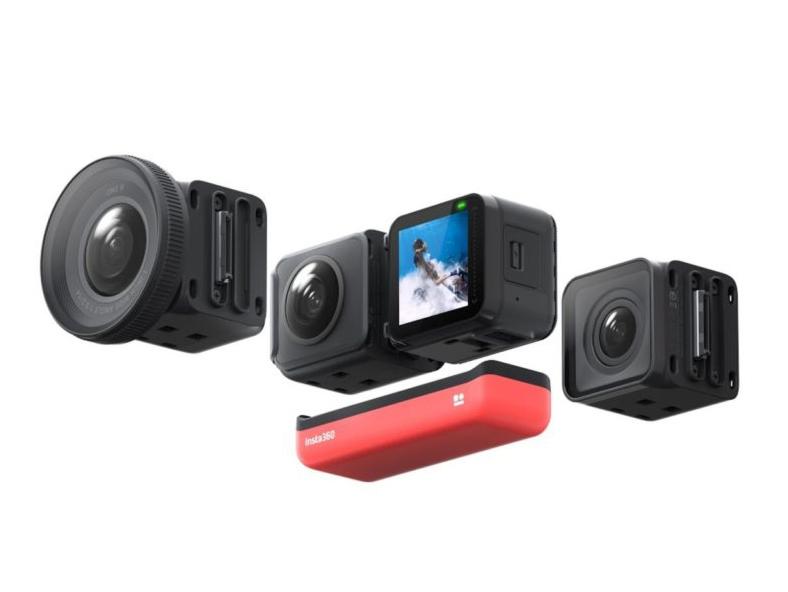 Insta360 One R: Βίντεο – δείγμα με λήψη 360 από drone