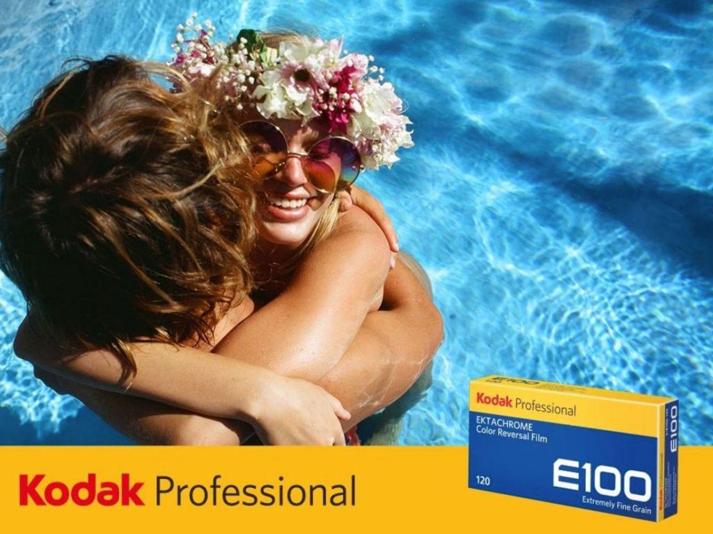 Το Kodak EKTACHROME E100 σε 120 και 4×5 sheet, διαθέσιμο παγκοσμίως, σε 10 ημέρες!