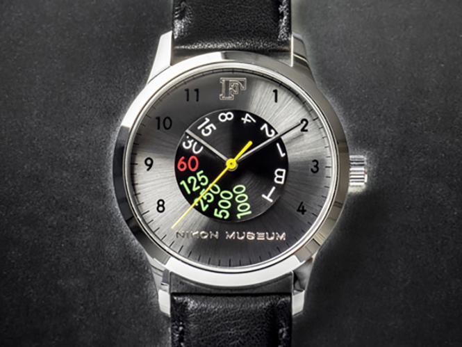 60 χρόνια από την κυκλοφορία της Nikon F με συλλεκτικό ρολόι και άλλα αντικείμενα στο Μουσείο της Nikon