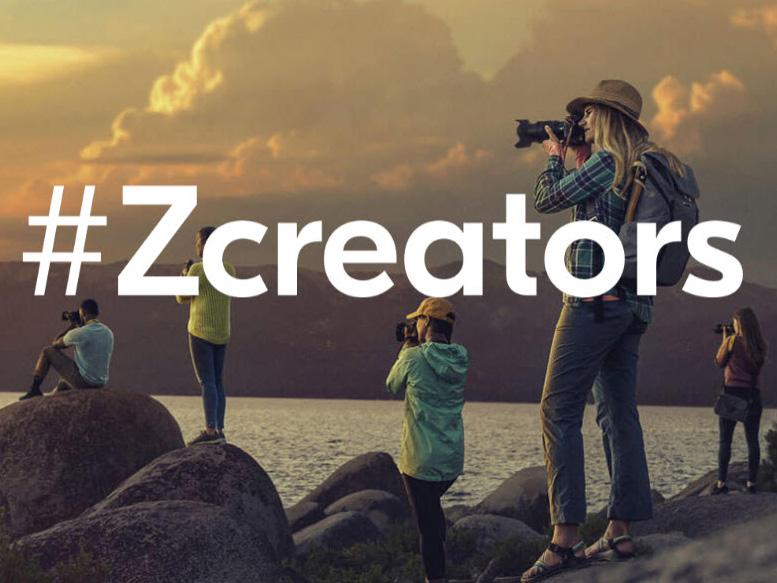 Η Nikon παρουσιάζει τους #ZCREATORS