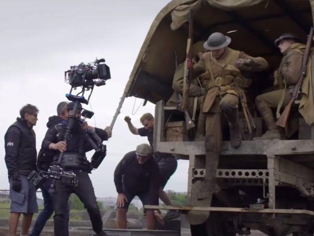 1917: Πως γυρίστηκε η ταινία που διεκδικεί το Oscar φωτογραφίας!