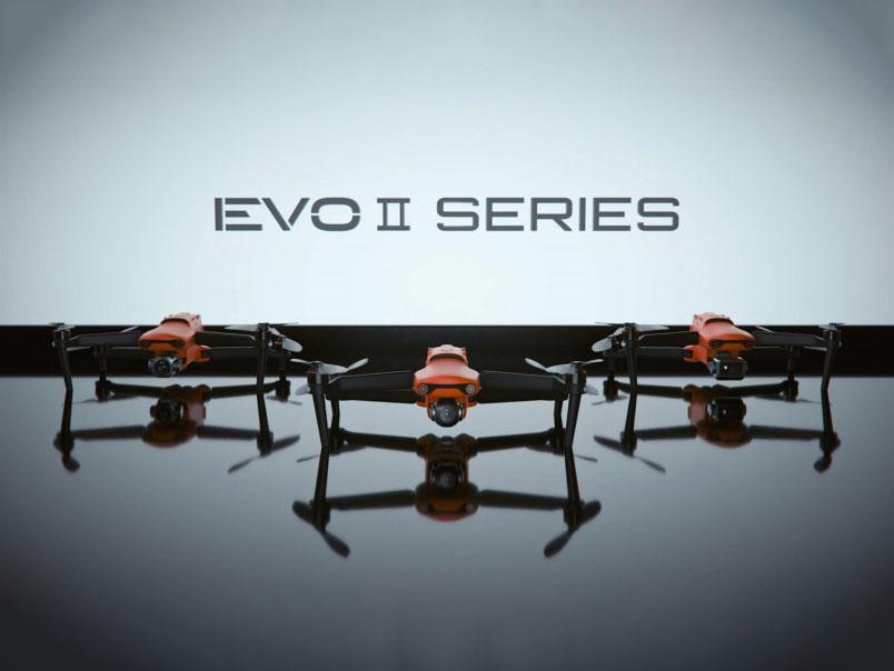 Autel EVO II: Το πρώτο foldable drone με κάμερα που αλλάζει, ανάλυση 8Κ και φωτογραφίες 48 megapixels!
