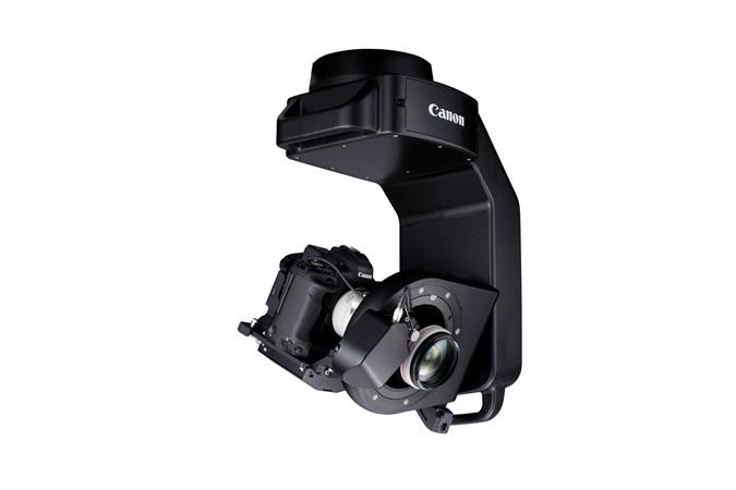 Canon CR-S700R:  Νέο ρομποτικό σύστημα για φωτογράφιση σπορ και φωτορεπόρτερ