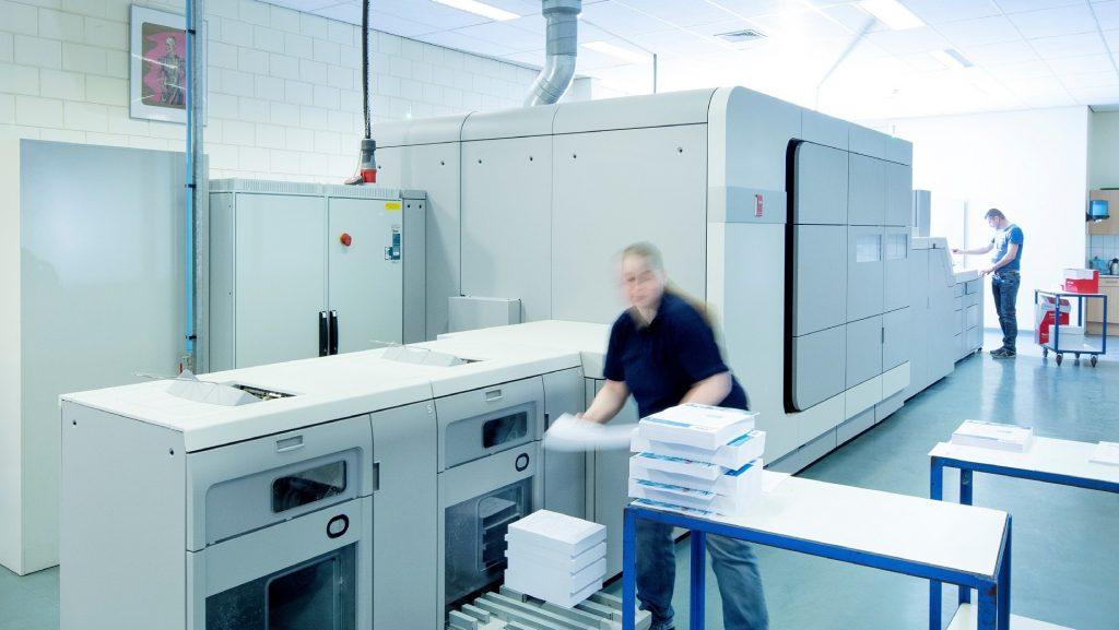 Canon: Έφτασαν τις 250 οι εγκαταστάσεις με εκτυπωτές Inkjet, Canon VarioPrint i