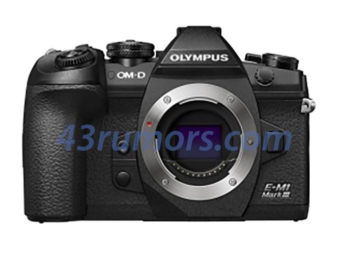Αυτή είναι η Olympus OM-D E-M1 III!