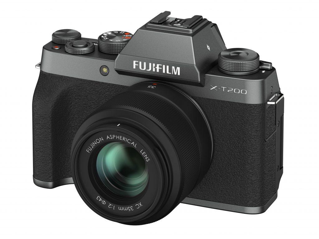 Fujifilm X-T200: Στα 24mp, με 8fps, ακροπάριστο 4Κ video, νέο AF, flip οθόνη αφής 3.5″, στα 700 δολάρια