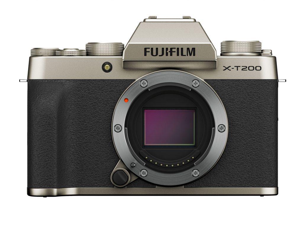 Νέο Firmware για την Fujifilm X-T200!