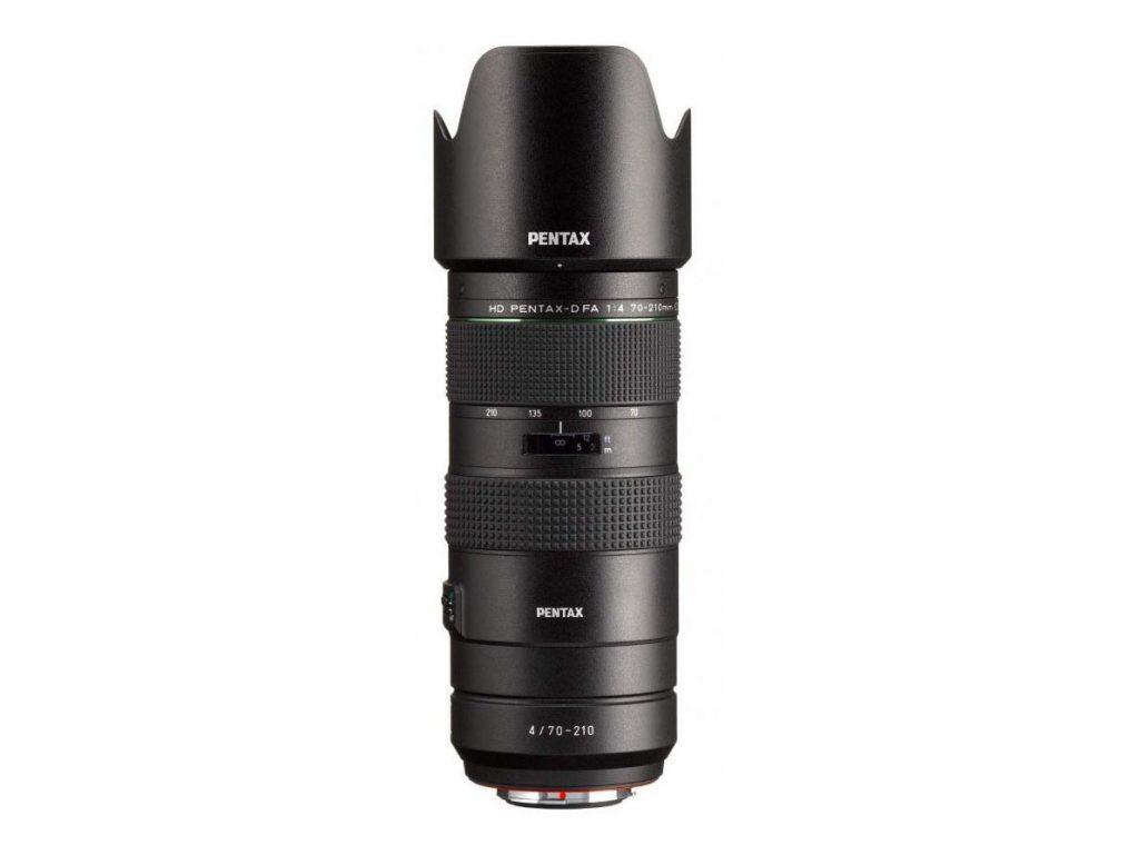 Pentax-D FA 70-210mm f/4 ED SDM WR: Διέρρευσαν χαρακτηριστικά, φωτογραφίες και τιμή!