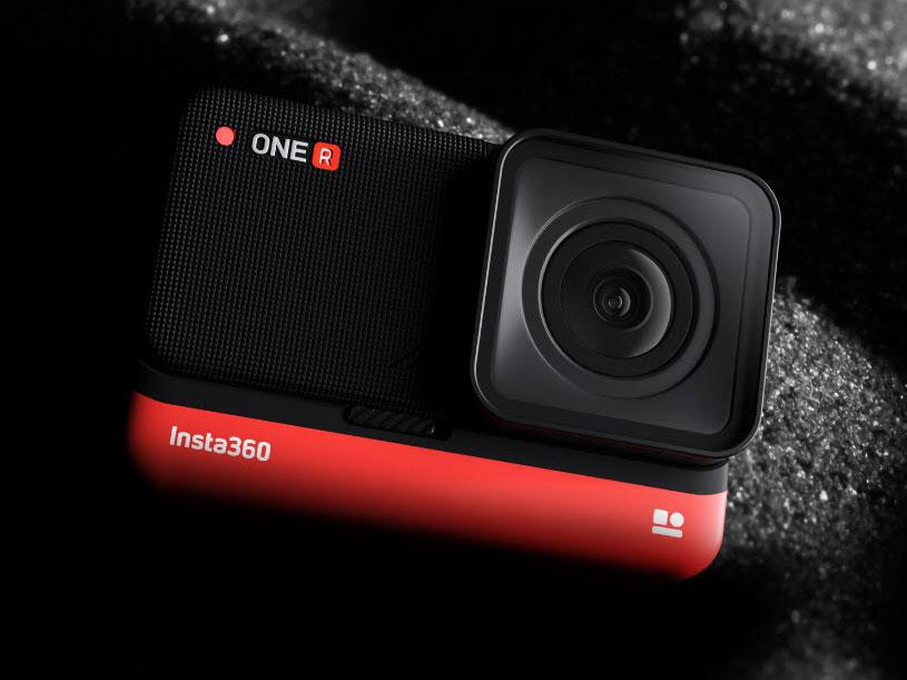 Insta360 One R: Νέα modular κάμερα, μπορείς να την κάνεις κάμερα 360 ή action camera!