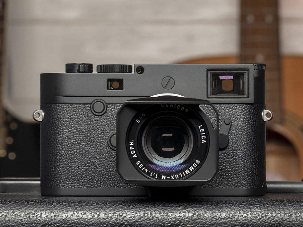 Leica M10 Monochrom: 40 megapixels, αποκλειστικά για ασπρόμαυρες φωτογραφίες!