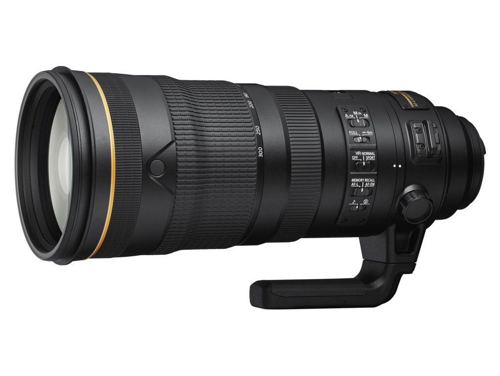 Η διάθεση του Nikkor 120-300mm f / 2.8E FL ED SR VR θα καθυστερήσει λόγω κορονοϊού!