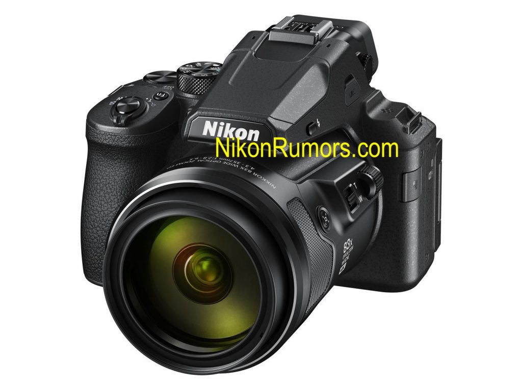 Nikon COOLPIX P950: Διέρρευσαν οι φωτογραφίες της, τι ξέρουμε για τα χαρακτηριστικά της