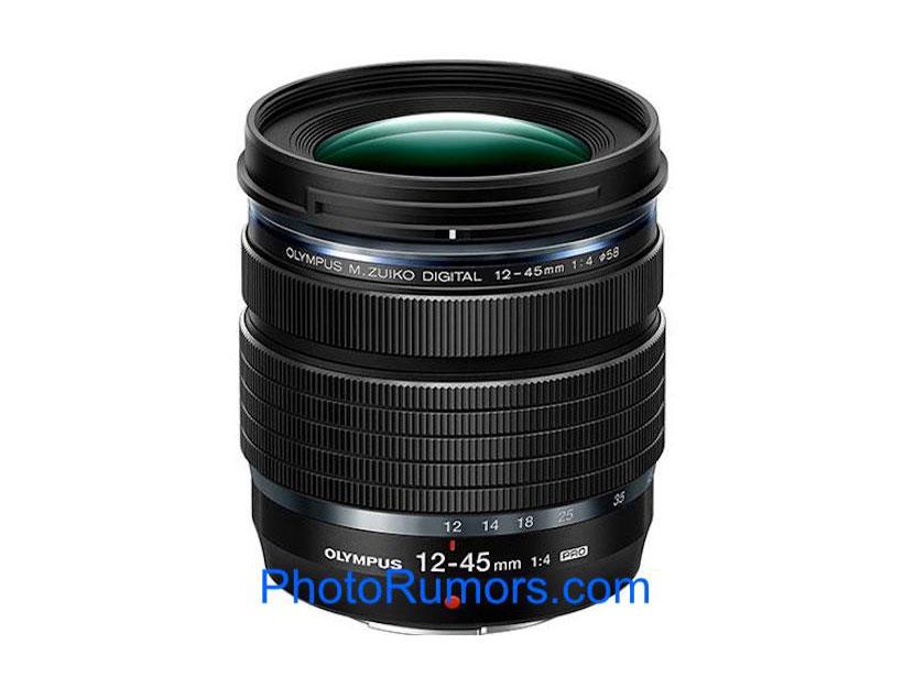 Αυτός είναι ο Olympus 12-45mm f/4.0: Διέρρευσαν χαρακτηριστικά και φωτογραφία