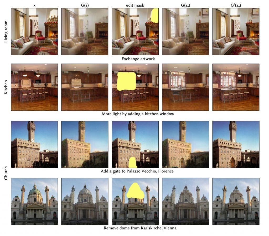 Λογισμικό επιτρέπει να προσθέτεις νέα ή να μετατρέπεις τα υπάρχοντα  στοιχεία σε μία φωτογραφία, με ρεαλιστικό τρόπο