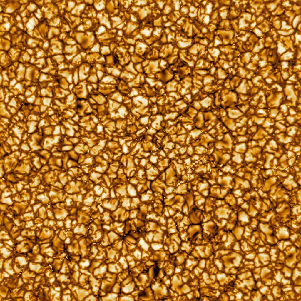 Αυτή είναι η πιο υψηλής ανάλυσης εικόνα της επιφάνειας του ήλιου μας!