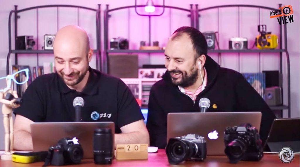 Angle Of View E12: Μιλήσαμε για όλα τα φωτογραφικά νέα και επιλέξαμε τον τυχερό για την Canon EOS 250D!