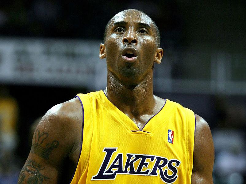 Φωτογραφίζοντας τον Kobe Bryant…