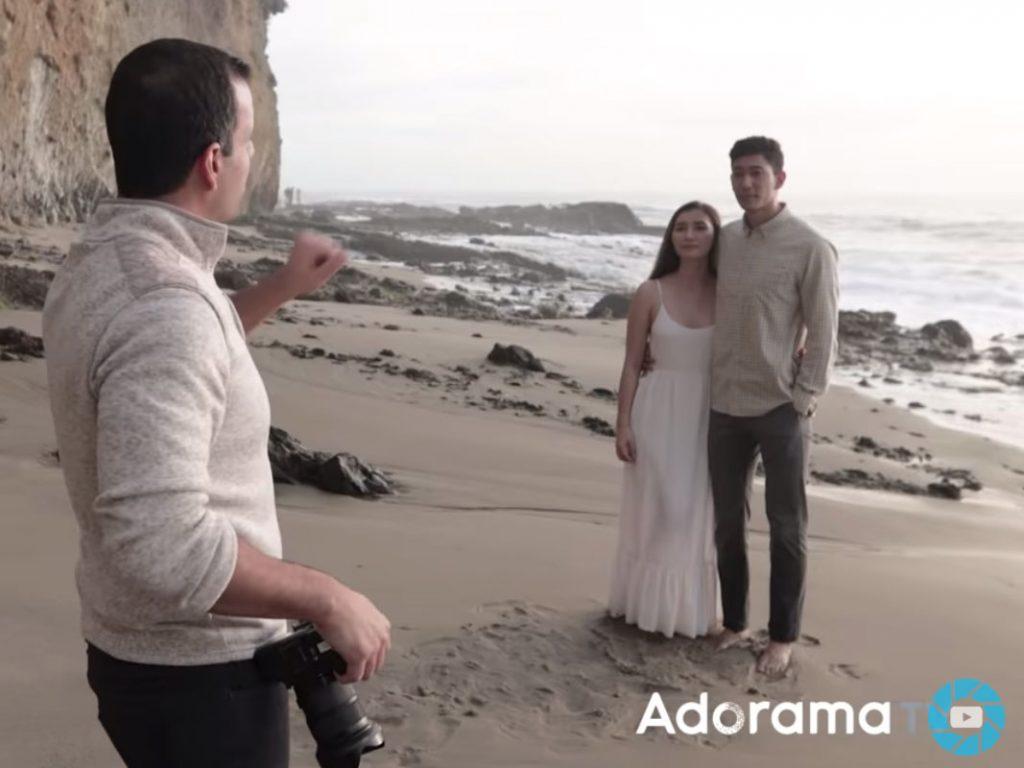 Δείτε σε βίντεο πάνω από 20, βασικές και μη, πόζες για να κατευθύνετε τα ζευγάρια σας!