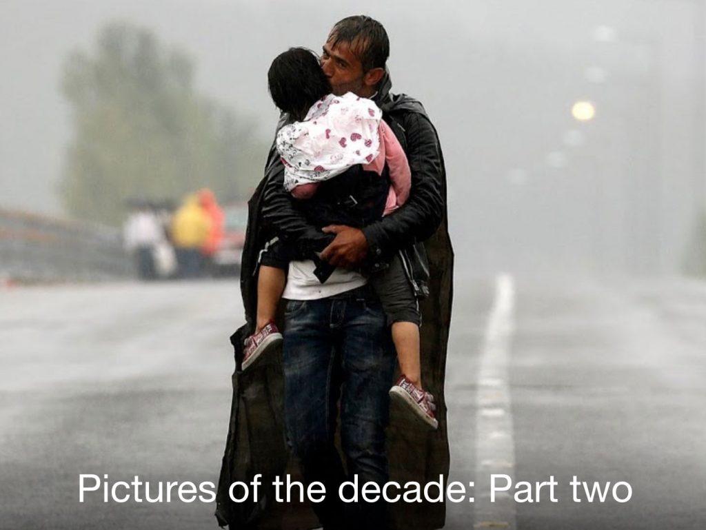 Reuters: Οι σημαντικότερες φωτογραφίες της δεκαετίας που έφυγε, ειδική αναφορά στα λόγια του Γιάννη Μπεχράκη και το Pulitzer του '16