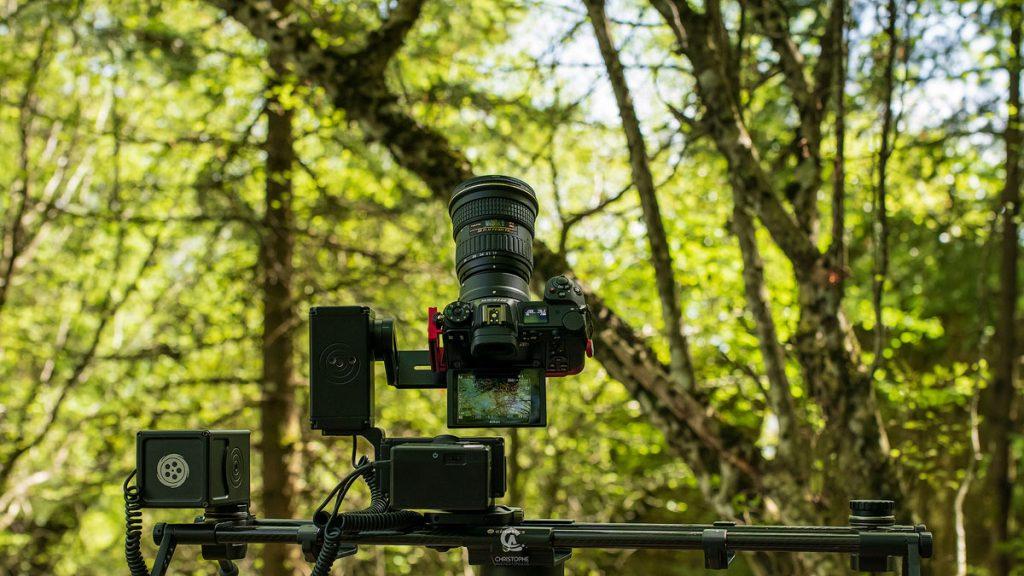 Δείτε πως γυρίστηκε το ντοκιμαντέρ μικρού μήκους Forest of Tranquility!