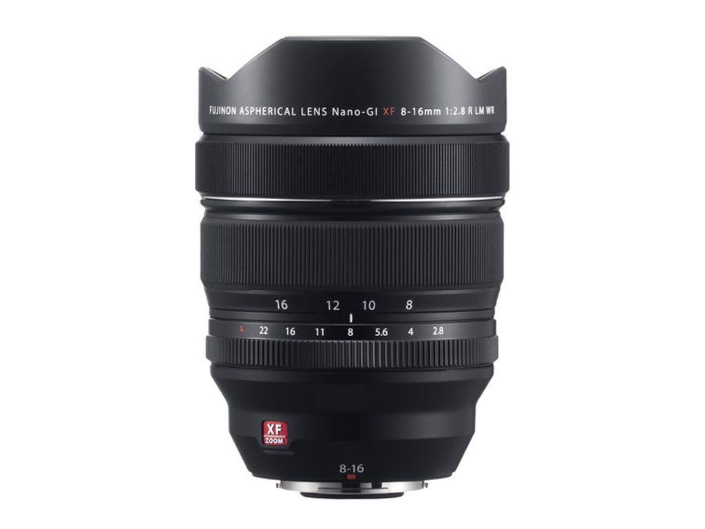 Νέο Firmware για τον φακό Fujinon XF 8-16mm F2.8 R LM WR